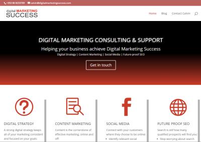 Digital Marketing Website Design